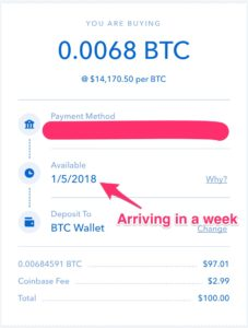 Coinbase how to buy bitcoin