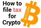 How to file Tax for Crypto Currency (1)