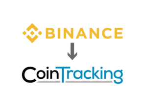 How to load trades from Binnace to Cointracking using API