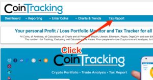 how to file tax cointracking