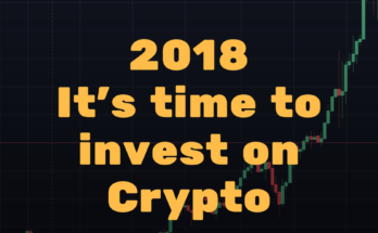 It's time to buy cryptocurrency 2018