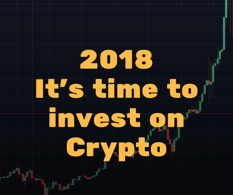 Bearish trend is over, it's time to buy some Cryptocurrency!