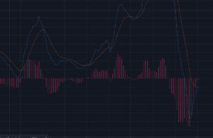 MACD volume indicator